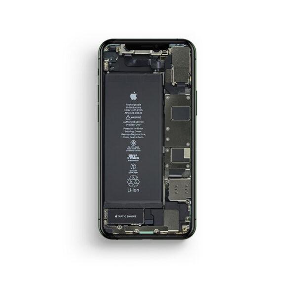 iphone 11 platinen reparatur