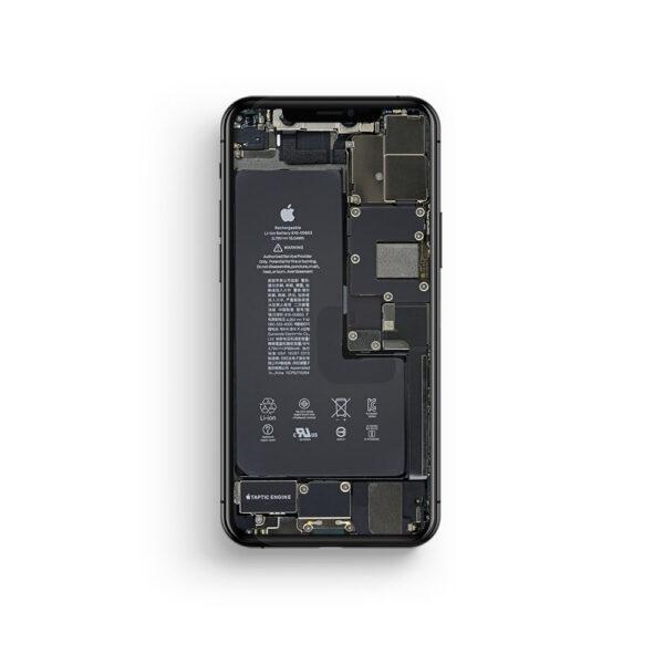 iphone 11 pro platinen reparatur