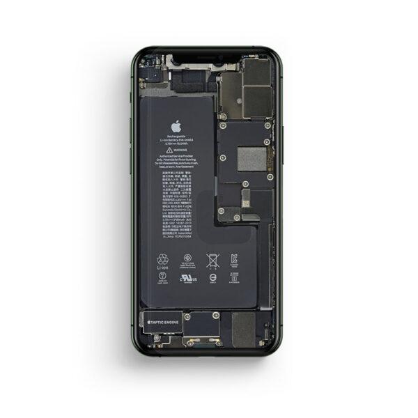 iphone 11 pro max platinen reparatur