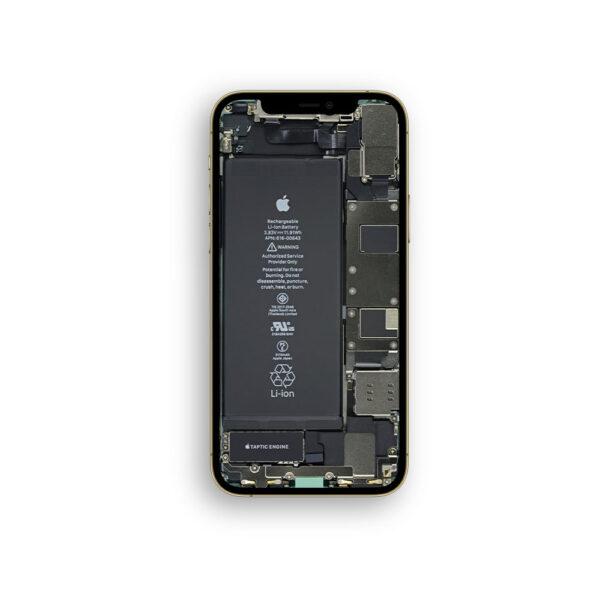 iphone 12 platinen reparatur