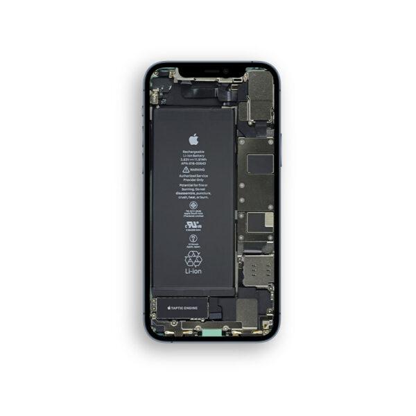 iphone 12 pro platinen reparatur