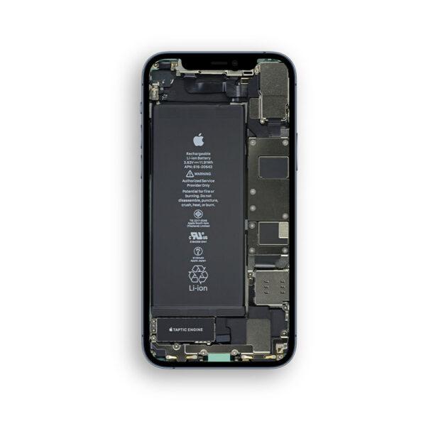 iphone 12 pro max platinen reparatur