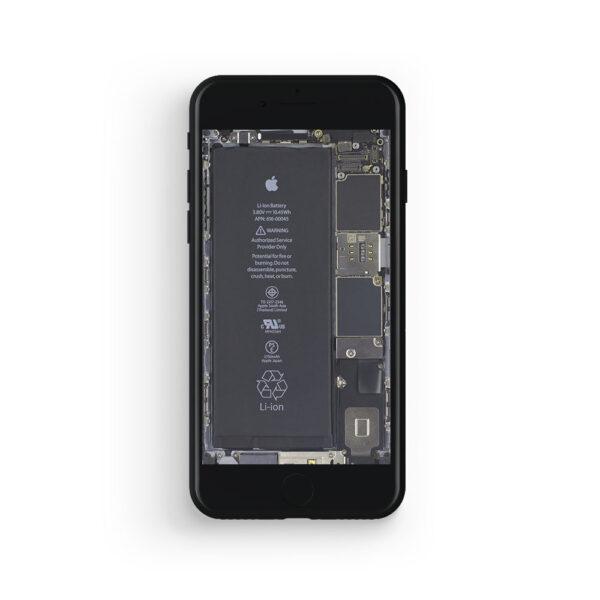 iphone 6s plus platinen reparatur