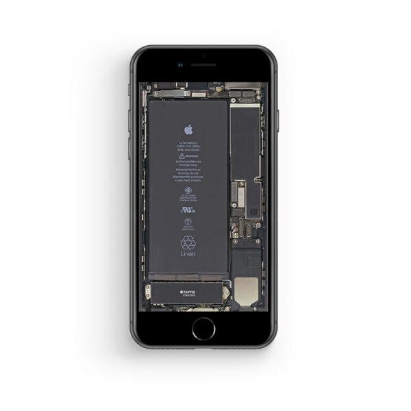 iphone 7 plus platinen reparatur