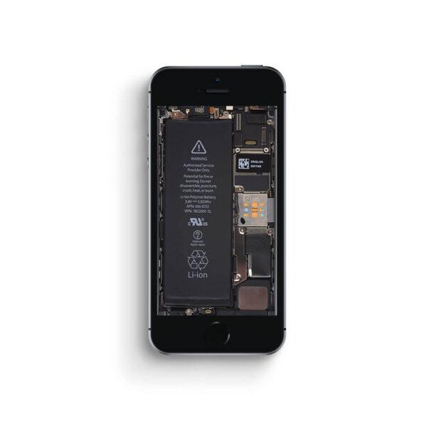iphone 5 platinen reparatur