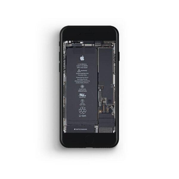 iphone 8 platinen reparatur