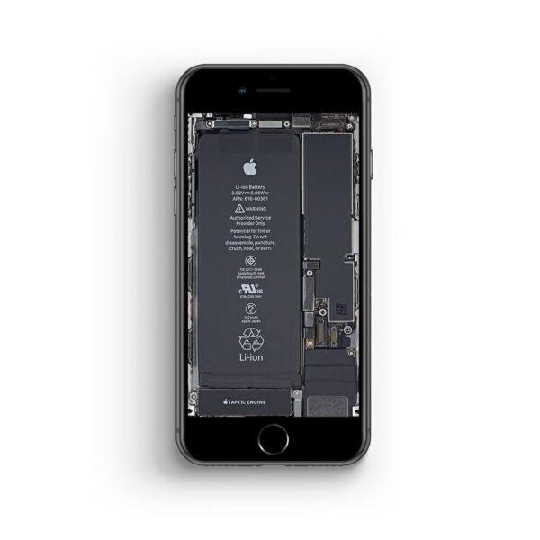 iphone 8 plus platinen reparatur