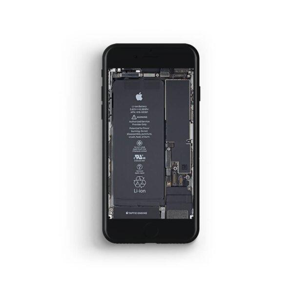 iphone se platinen reparatur
