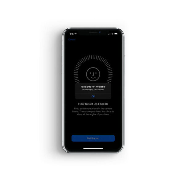 iphone x face id reparatur