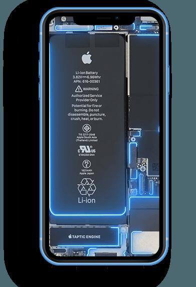 iphone platinen reparatur